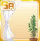 WhiteCurtain&Plant