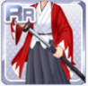Shinsengumi Warrior Red