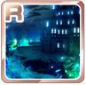 Underworld Castle Blue Flame