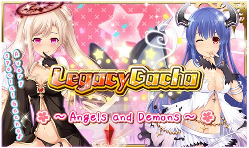 Angels & Demons Legacy Gacha