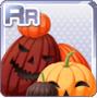 Freshly Carved Pumpkins Red