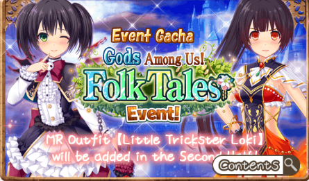 FolkTales Event Gacha