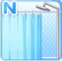 Shower Room Blue