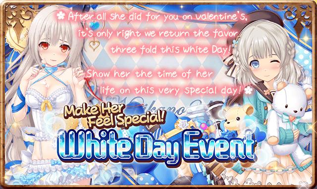 White Day Eventt