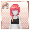Summer Festival Hair Light Red