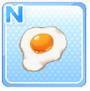Failed Fried Egg (Salted)