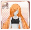 Elegant Hair Orange