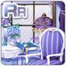 Glass Art Studio Purple