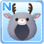 Yellow-Nosed Rudolph