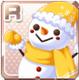 SnowmanYellow
