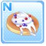 Failed Pancake (Berry)