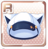 Cat-Eared Cap Blue