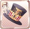 Pied Piper's Hat Black