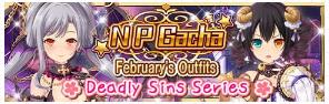 Deadly Sins Series Banner