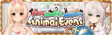 Animal Event Banner