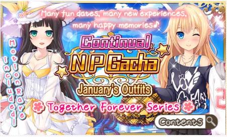 Together Forever Series