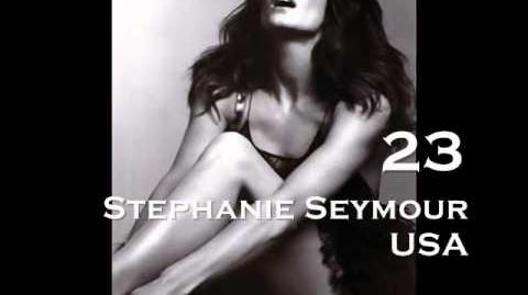 50 Top Models and Supermodels