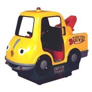 Buddy coin operated kiddie ride