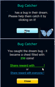 Facebook Bug Catcher