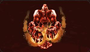 Greater Fire Golem