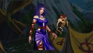 Thief shaman