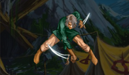 Thief fighter