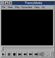 Theorymedia 5 screenshot