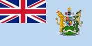Flag of West El Kadsre (1967-1969)