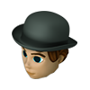 Headm bowler hat