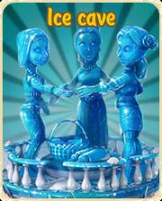 Ice cave update logo