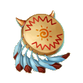 Coll shamanic shield