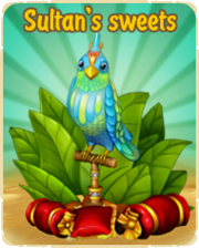 Sultans sweets update logo