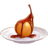Pear in syrup
