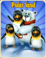 Polar land update logo