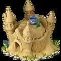 Sand castle stage1