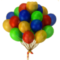 Balloons rainbow deco.png