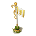 Champion's flag 2 deco
