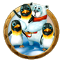 Dream icon polar land