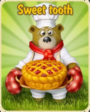 Sweet tooth update logo
