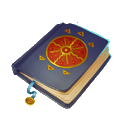 Fortune-telling book