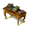 Table mysticcastle deco