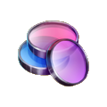 Coll photography light filters