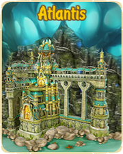 Atlantis update logo