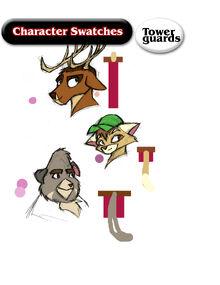 TowerGuards swatch