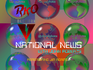 RKO National News special Remembering Jim Adams open 1997