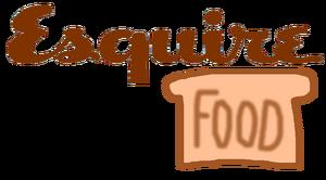Esquire Food logo 2013