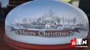 UltraToons Network bumper - Christmas Snowglobe (December 2013)