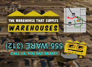 Warehouse Supply Warehouse spoof on This Hour Has America's 22 Minutes