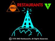 RKO Restaurants end tag 1970