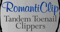 Romanticlip Tandem Toenail Clippers 2008